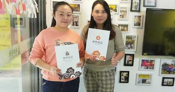 蒋女士和刘女士在宁波尝到了黄手艺,认为冒菜很有潜力