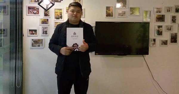 祝贺河南刘先生成功携手黄手艺冒菜入驻新乡市宝龙广场